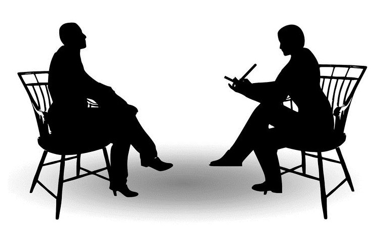 Speed dating style interview sessions