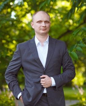 Роман Романович Романюк