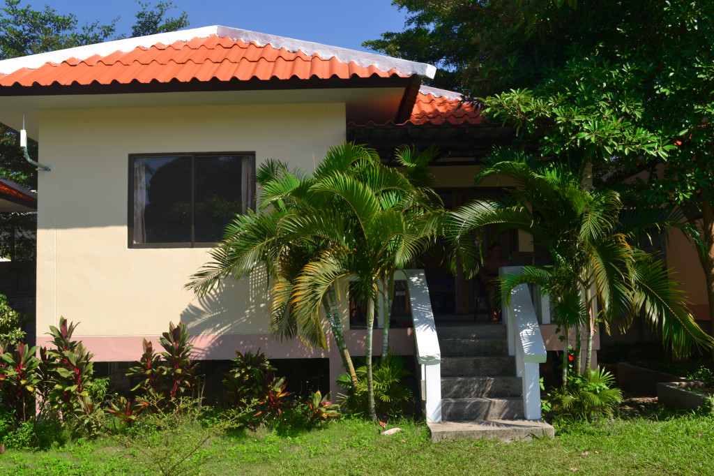Первый домик ленивого инвестора в Тайланде