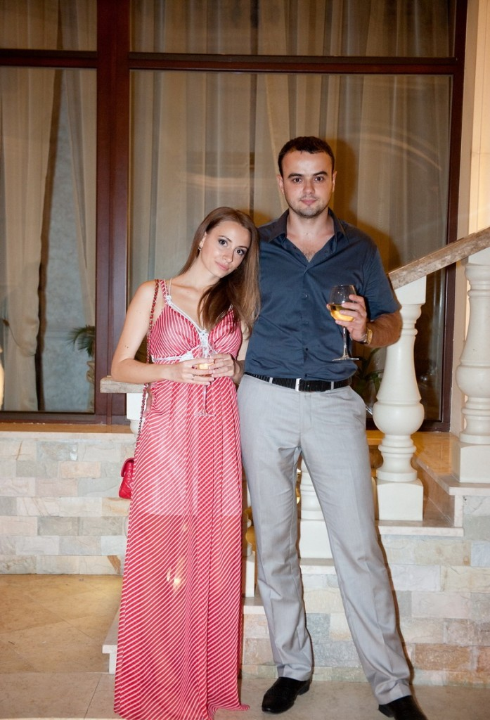 Вероника и Антон