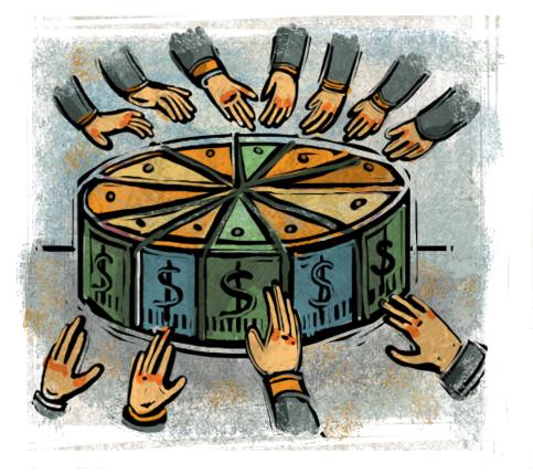 преимущества взаимных фондов