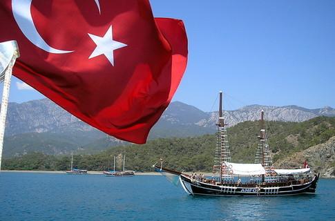 Ленивый инвестор в Турции