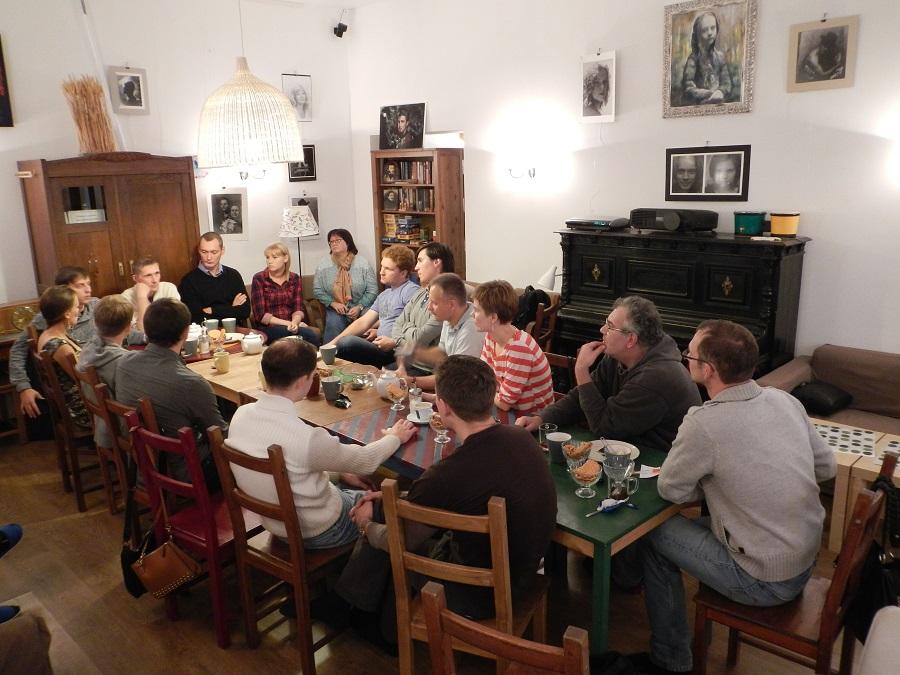 Встреча ленивых инвесторов в Питере