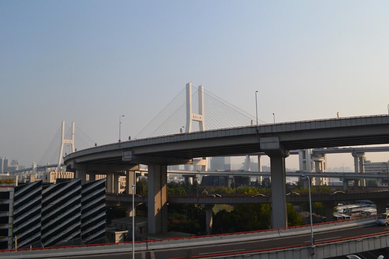 самый большой вантовый мост в мире