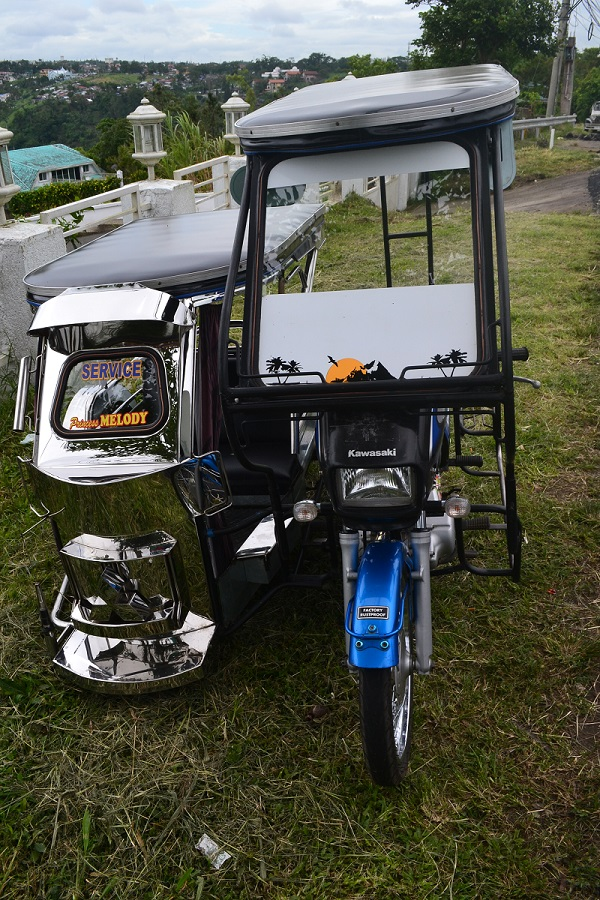 филиппинские трайсиклы
