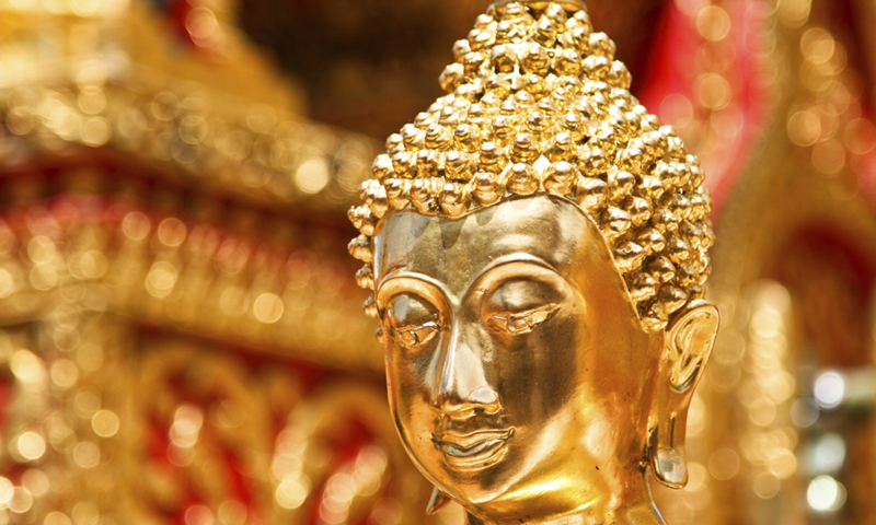 Чанг Май духовная столица Тайланда