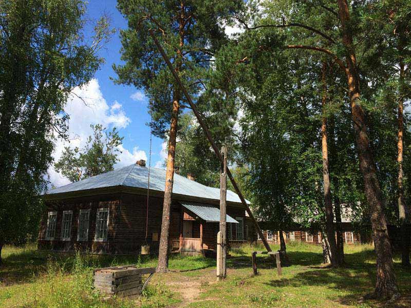 Сельская школа