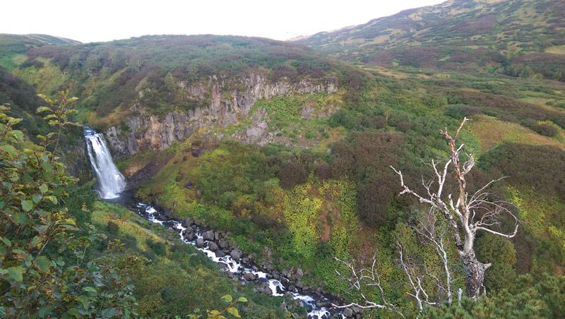 Камчатские водопады