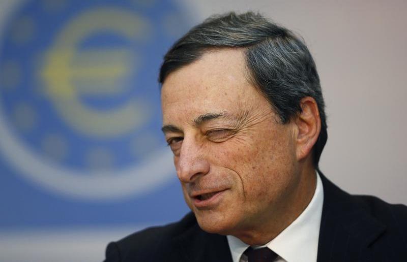 Драги снова обвалил евро