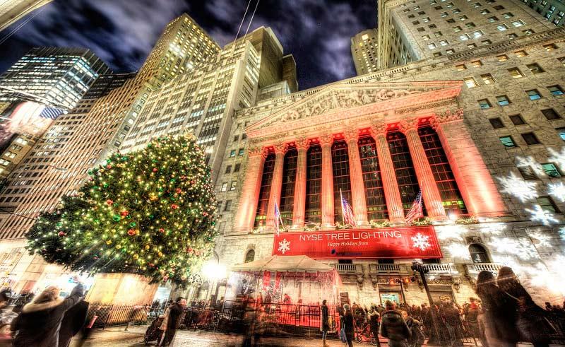 Рождественские инвестиции