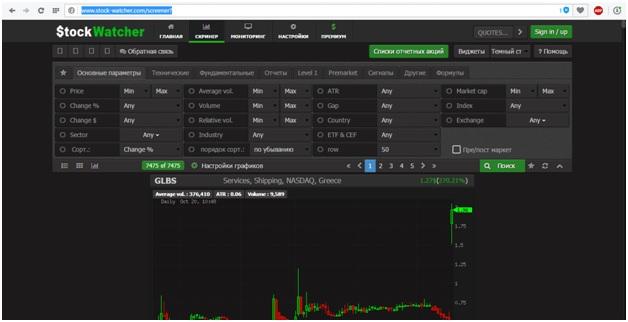 Stock-Watcher