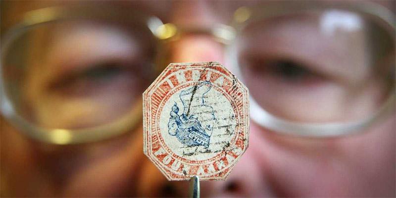 Инвестиции в почтовые марки
