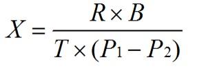 формула расчета лота на форекс