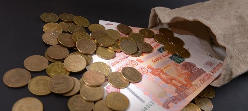 дефляция рубля