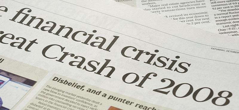 финансовый кризис в США 2008