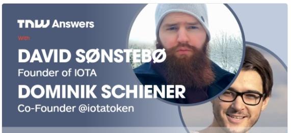 создатели iota