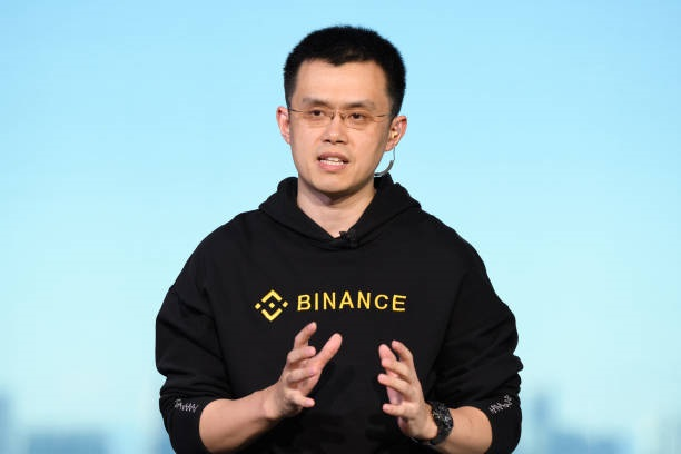 Основатель и CEO биржи Binance Changpeng Zhao (Жао)