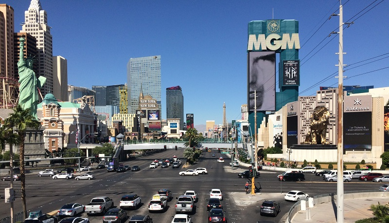 Ленивый инвестор в Лас Вегасе