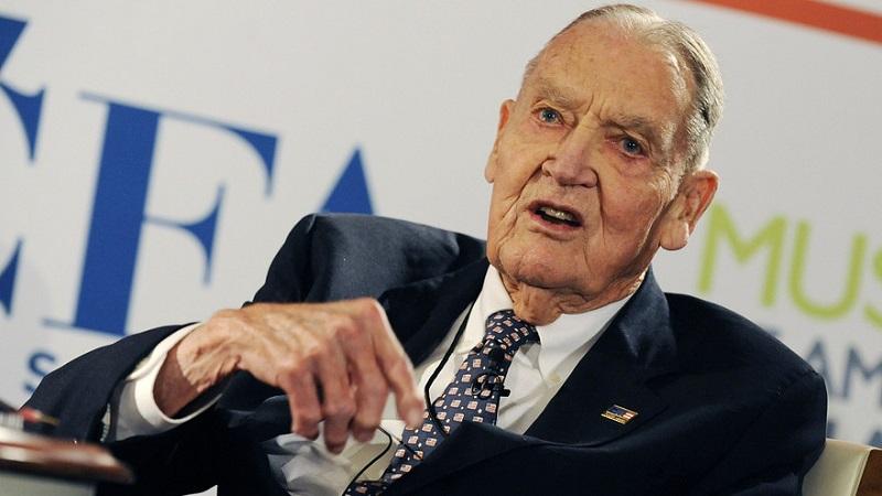 Джон Богл - создатель первого индексного фонда