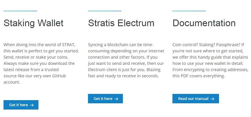 кошелек криптовалюты Stratis