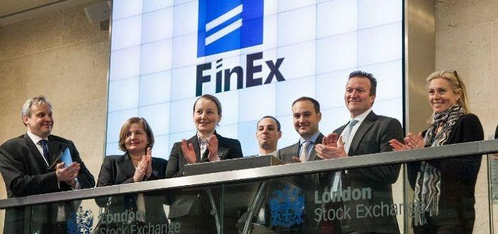 ETF FXTB от компании Finex