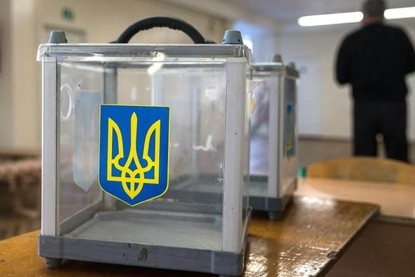 выборы президента украины второй тур
