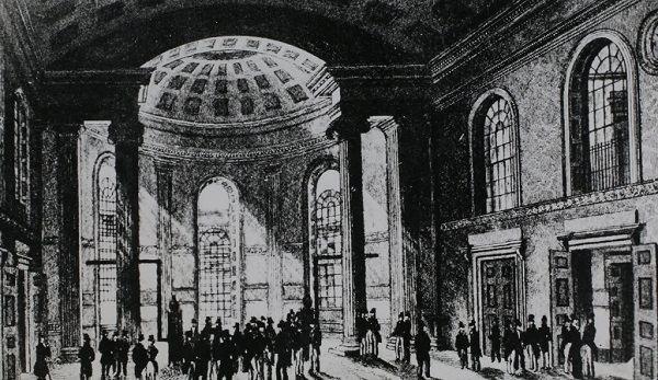 История Лондонской фондовой биржи