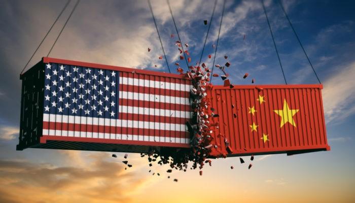 Торговые войны США и Китая
