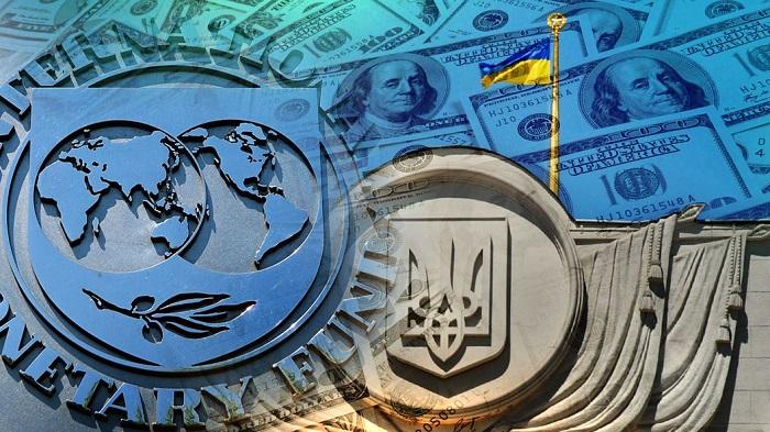 Кредиты МВФ Украине