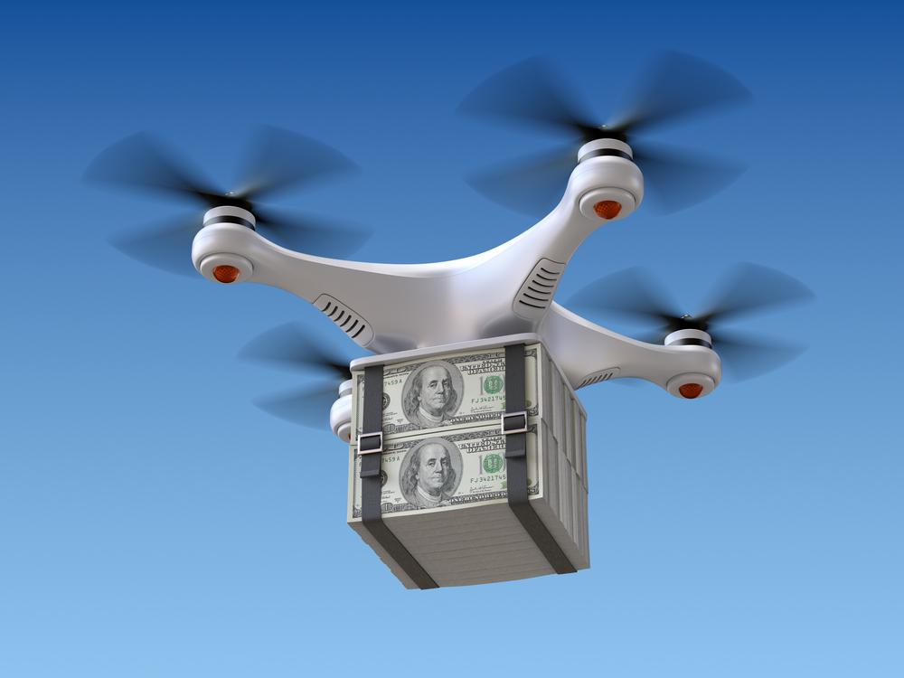 Инвестиции в дроны