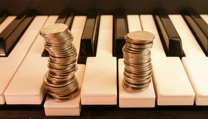 Самые богатые музыканты
