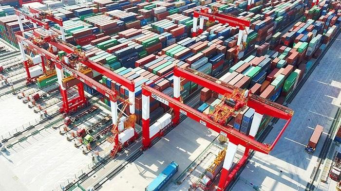 Товарооборот США и Китая