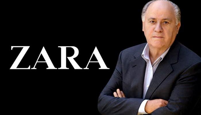 Амансио Ортега - испанский миллиардер