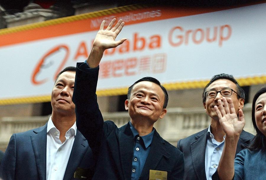 IPO Alibaba Group в 2014 году