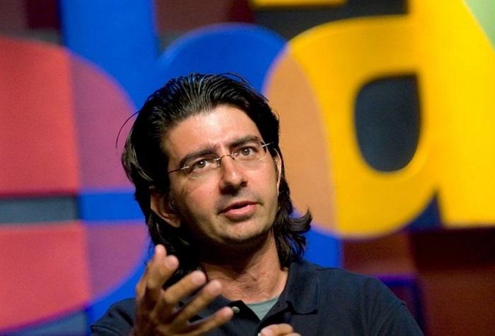 Пьер Омидьяр - основатель eBay