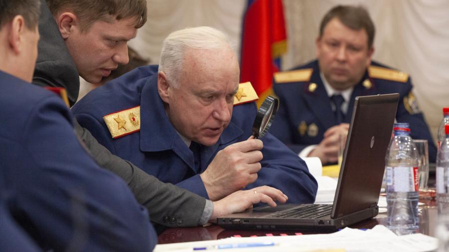 Бастрыкин хочет отменить банковскую тайну