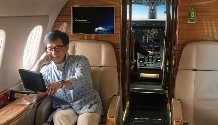 Джеки Чан - владелец сетей кинотеатров, инвестор