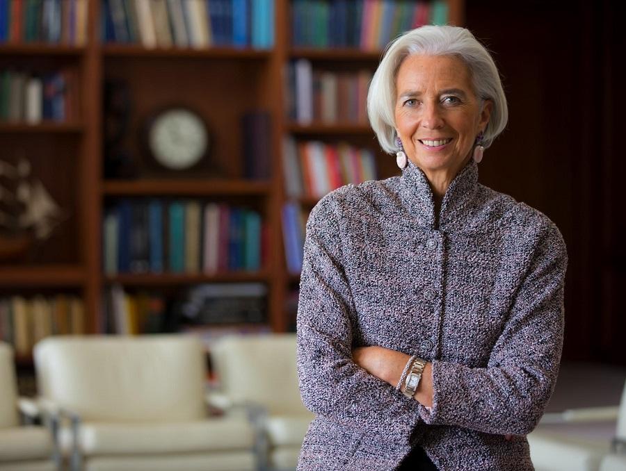Кристин Лагард - новый глава ЕЦБ