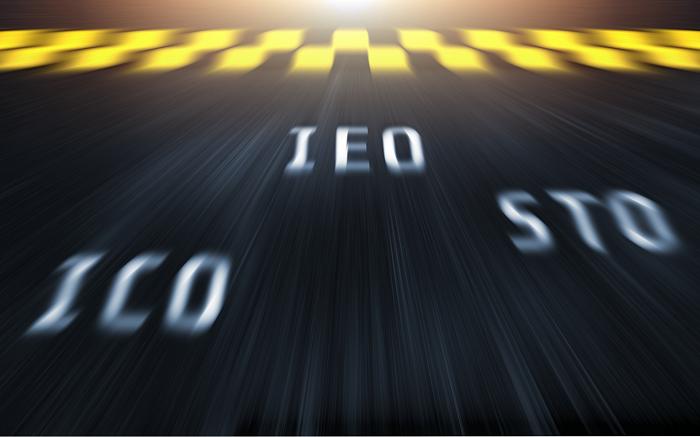 IEO vs ICO vs STO
