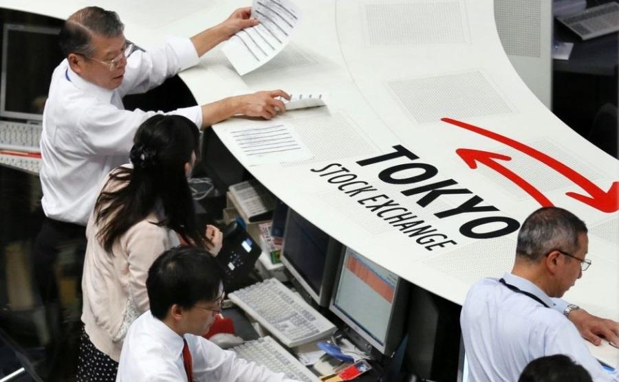 Акции японских компаний